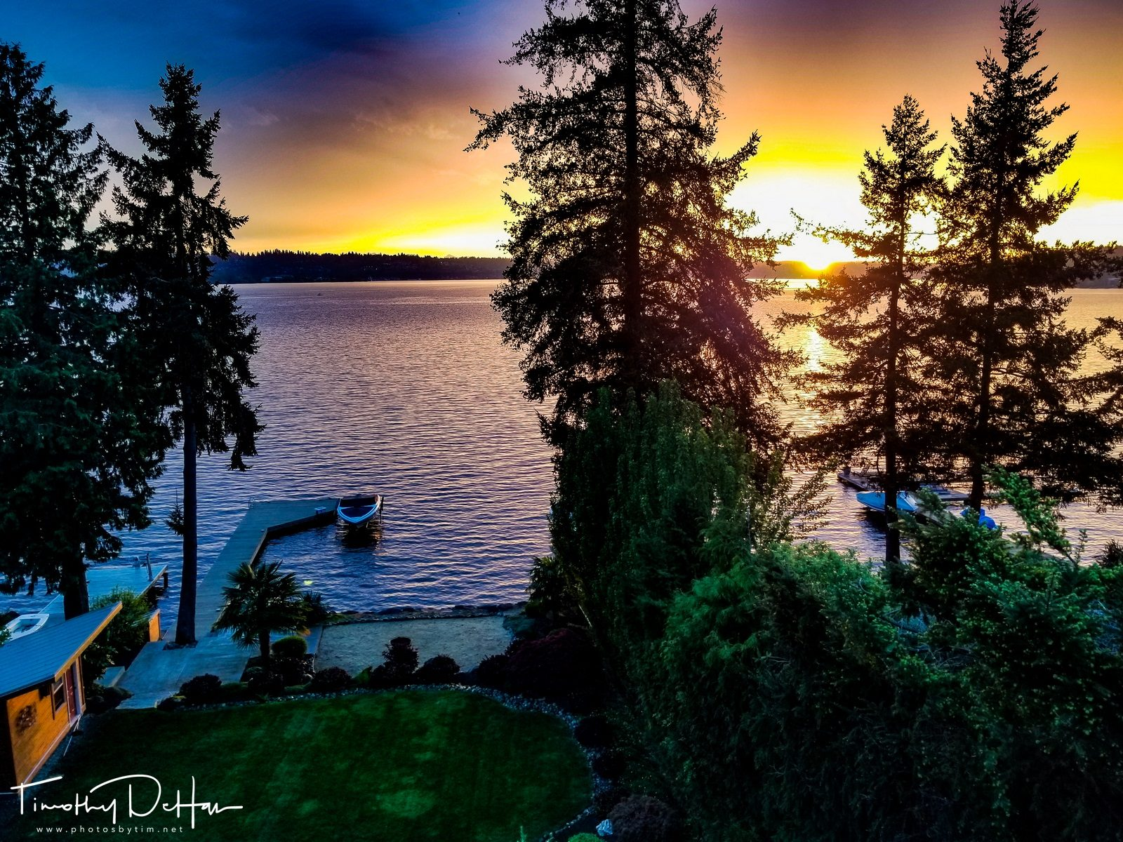 Kirkland Sunset