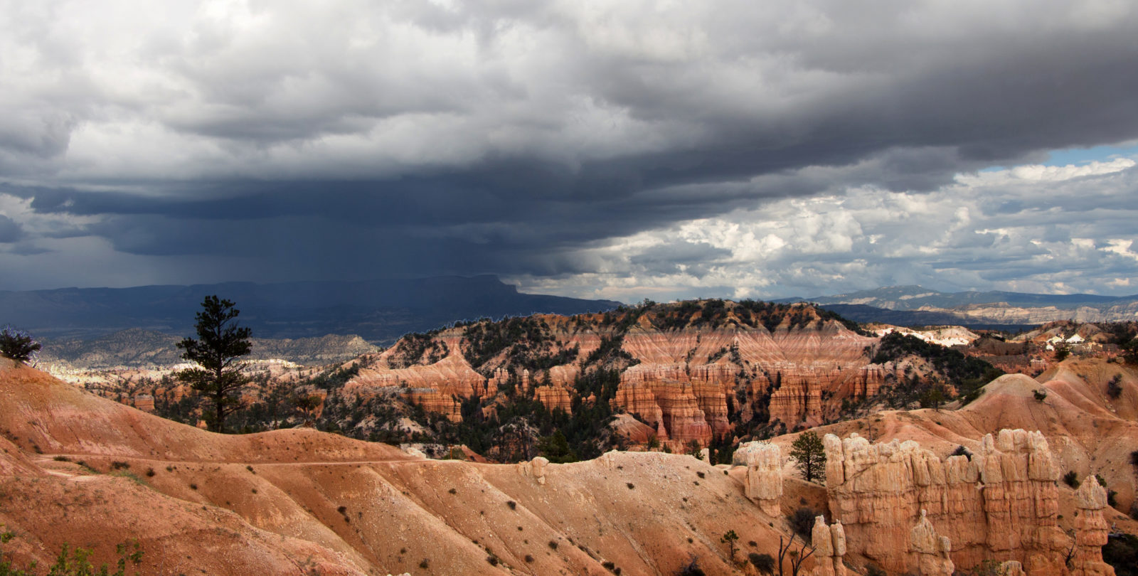 Storm Clouds at Fairyland Point