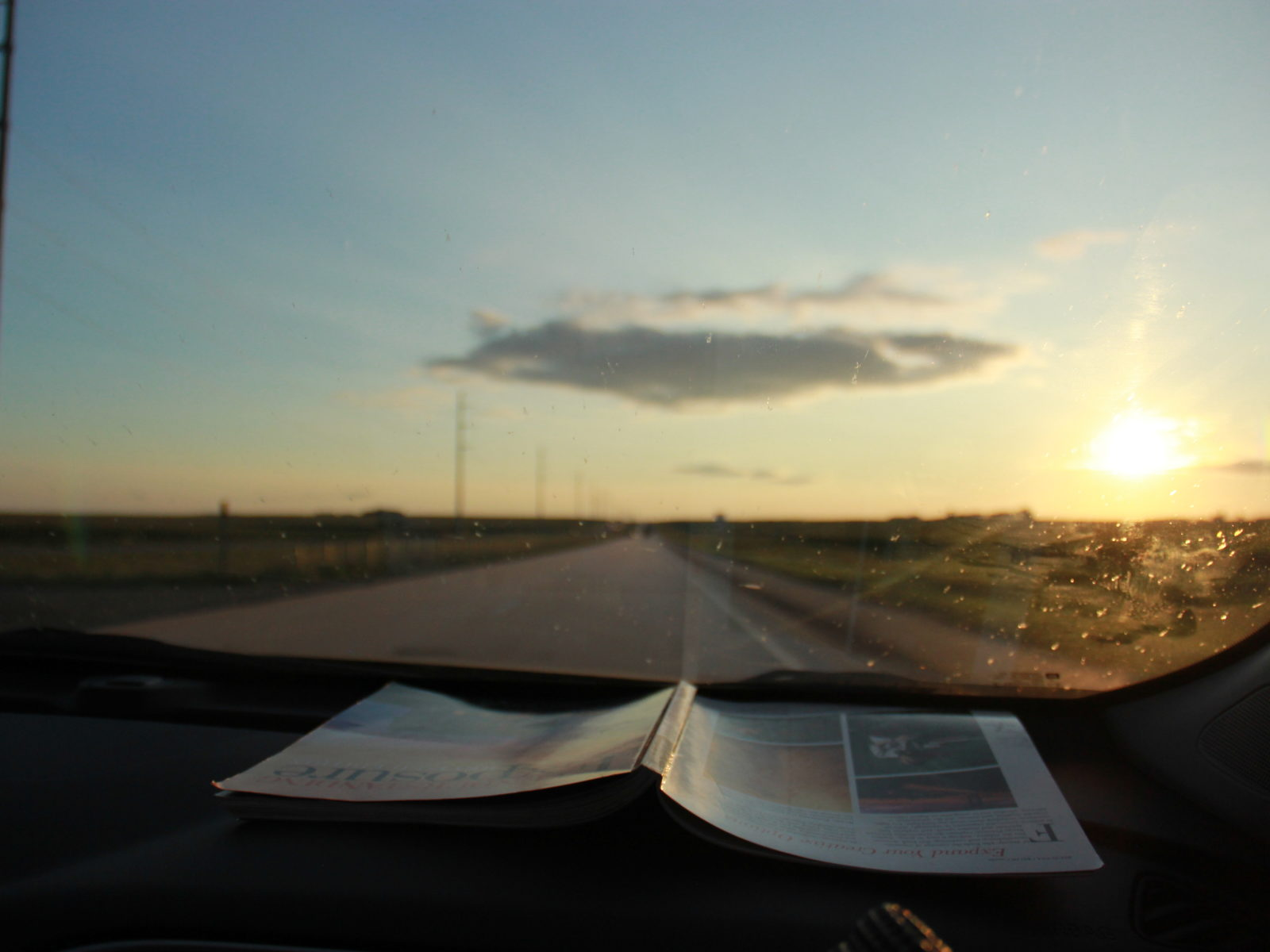 Open books and open roads