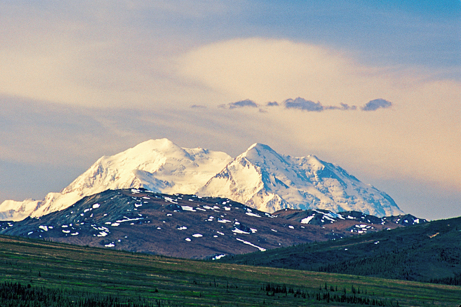 "Denali, ""The High One""."