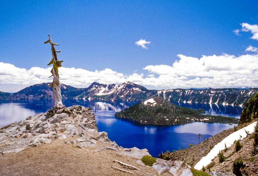 The Wizard of Crater Lake