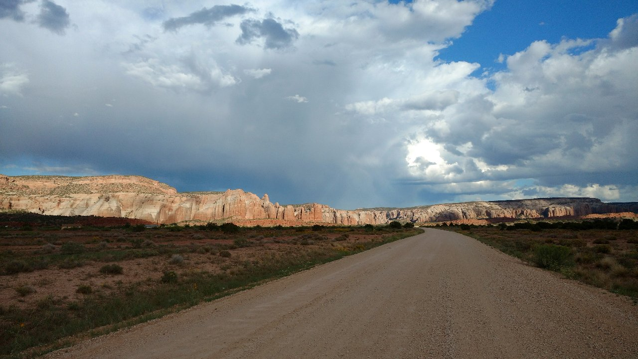 Off the beaten path in the Navajo Nation