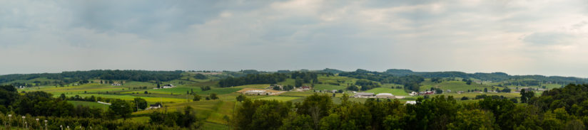 A Trip Through the Amish Country