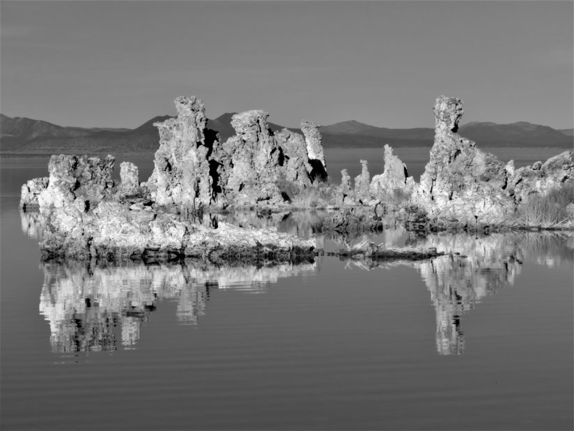 Mono Tufa Black and White