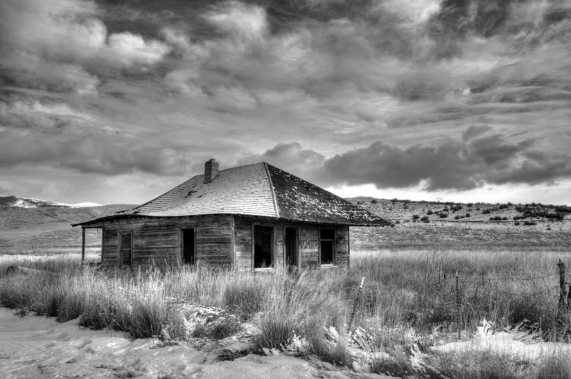 Forgotten Under Idaho Skies