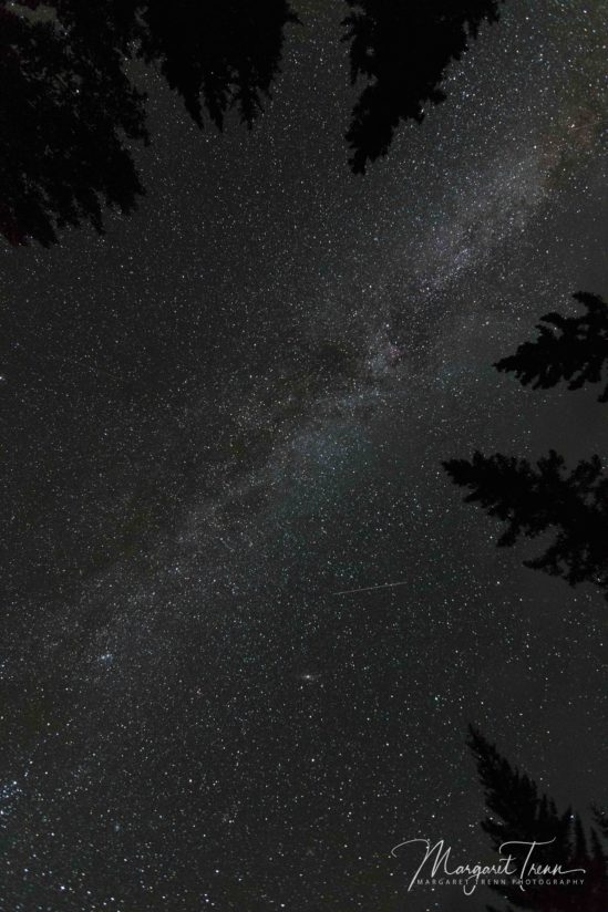 Milkyway above the 59th Parallel