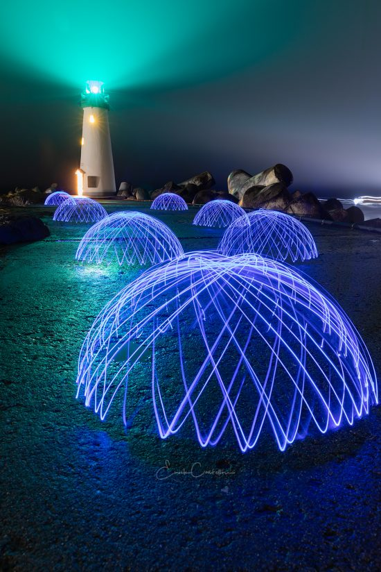 Domes at the house of Light
