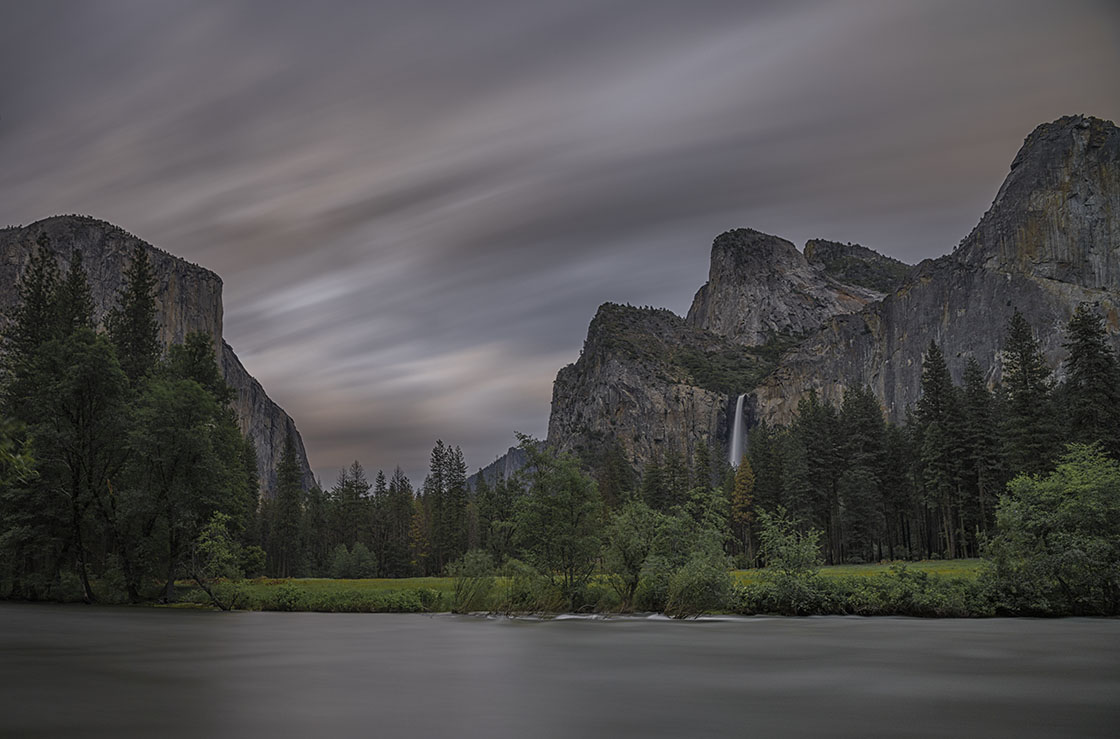 Evening in Yosemite