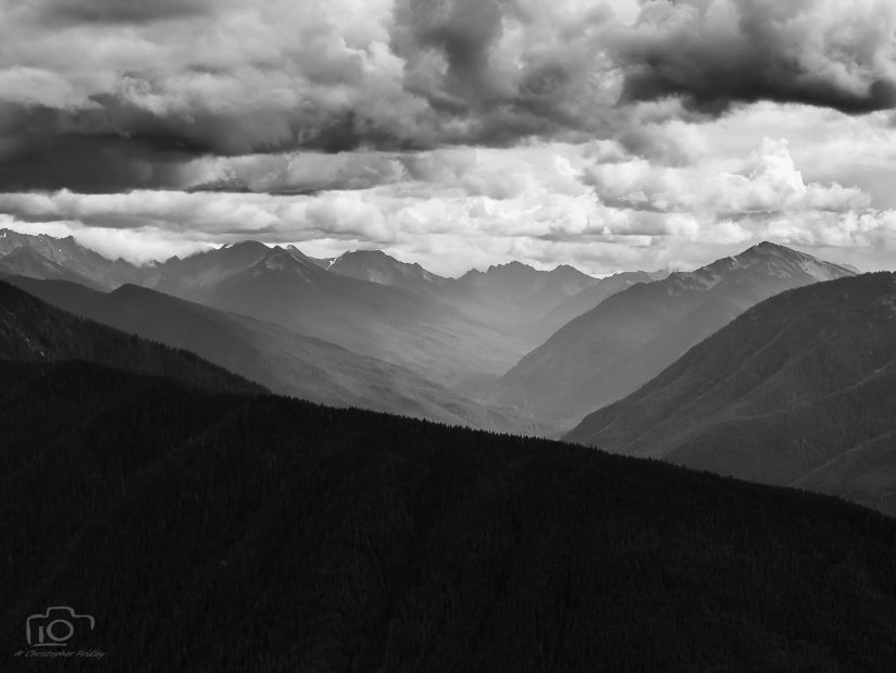 Mountain Monochrome