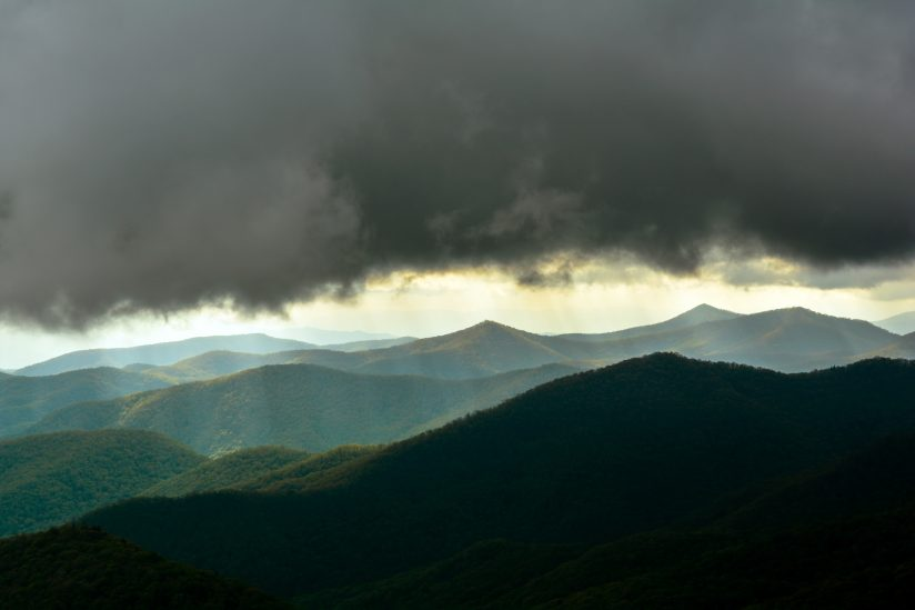 Light and the Smoky Mountains