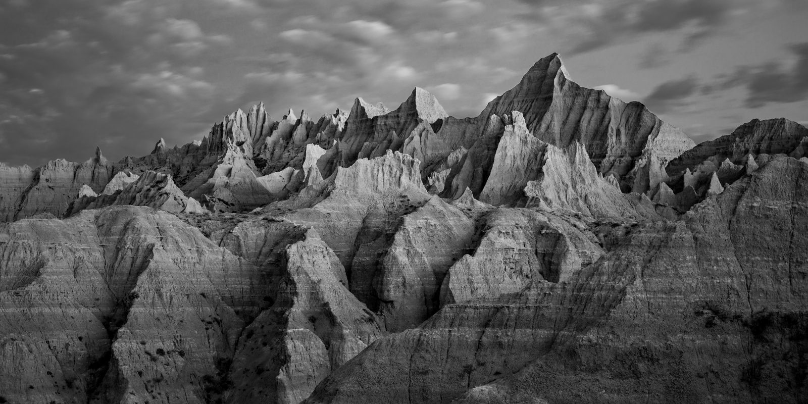 Badlands Early Light