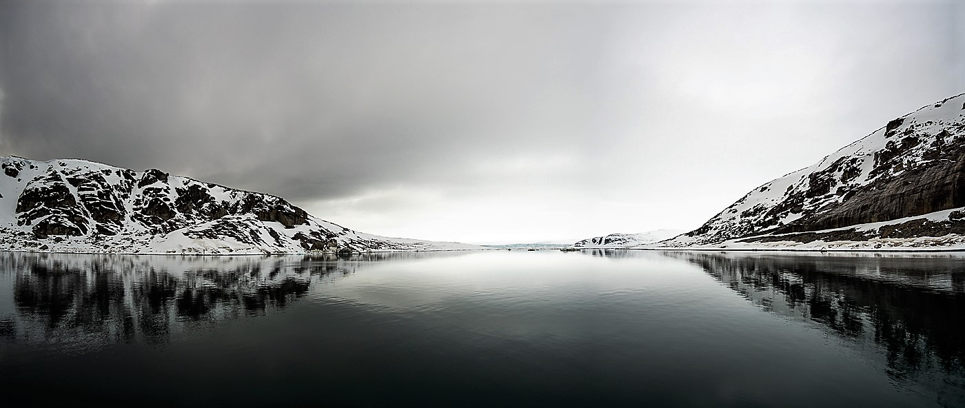 Serenity of the Northern Fjord