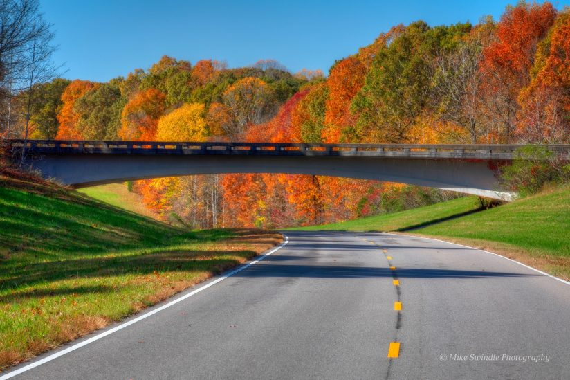 Tennessee Fall Colors
