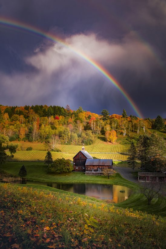 Chasing Autumn Rainbows