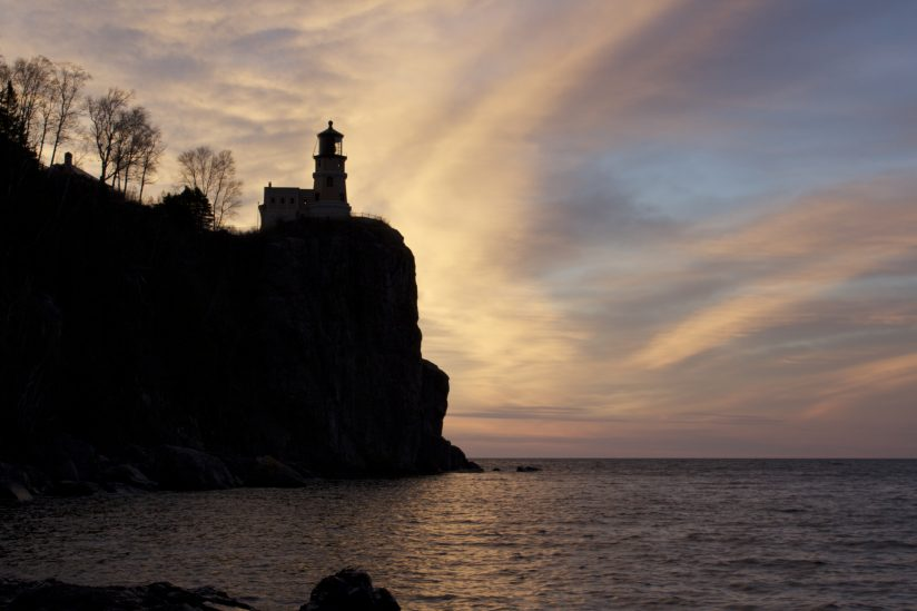 Split Rock Lighthouse,