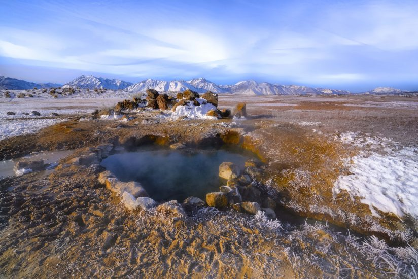 Heart Pool Hot Springs