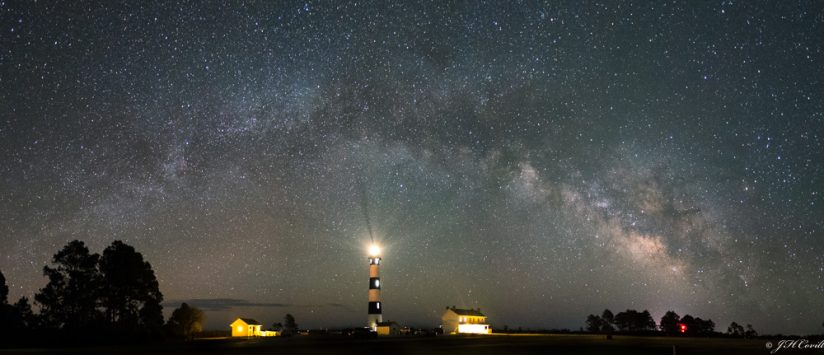 Bodie Lighthouse Milky Way
