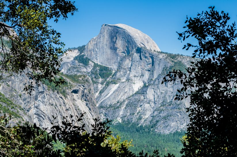 Half Dome – Framed