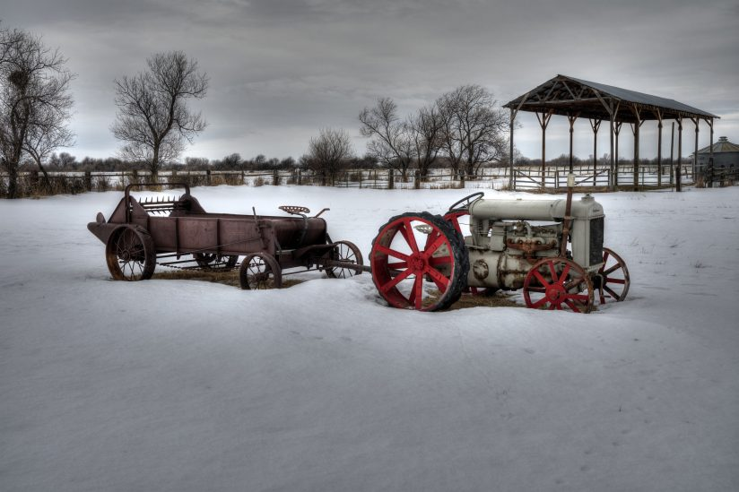 Fordson In February