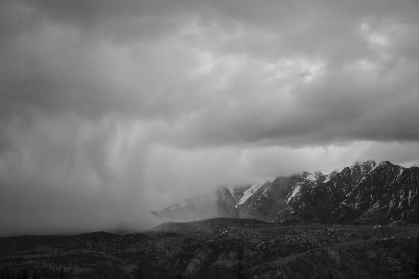 San Juan Mountains Storm