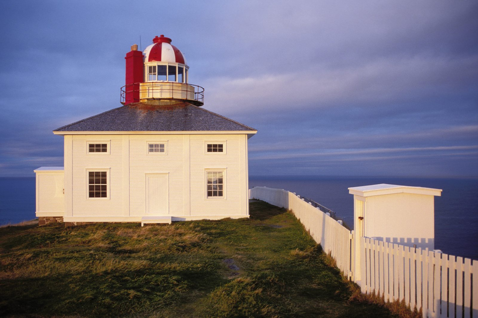 The most Easterly lighthouse in North America
