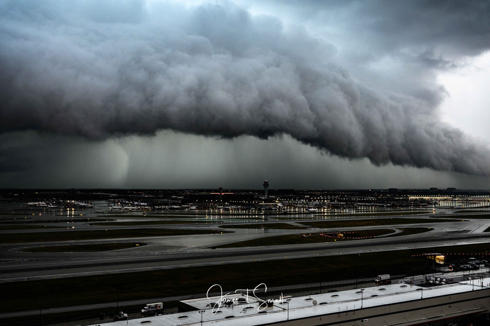 A Stormy O'Hare