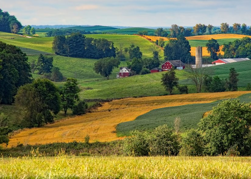 Ohio Country Farm