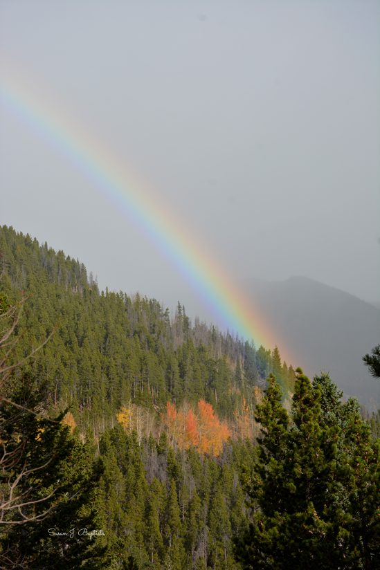 Over The Mountain Rainbow