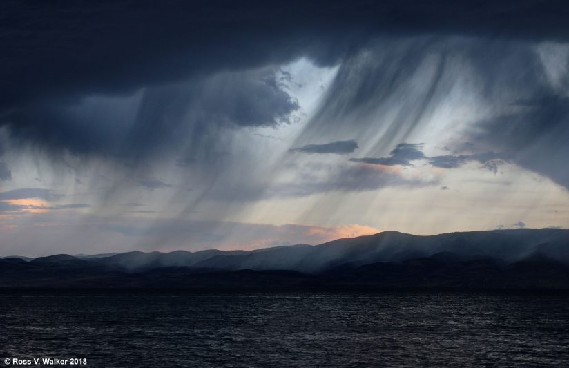 Bear Lake Thunderstorm