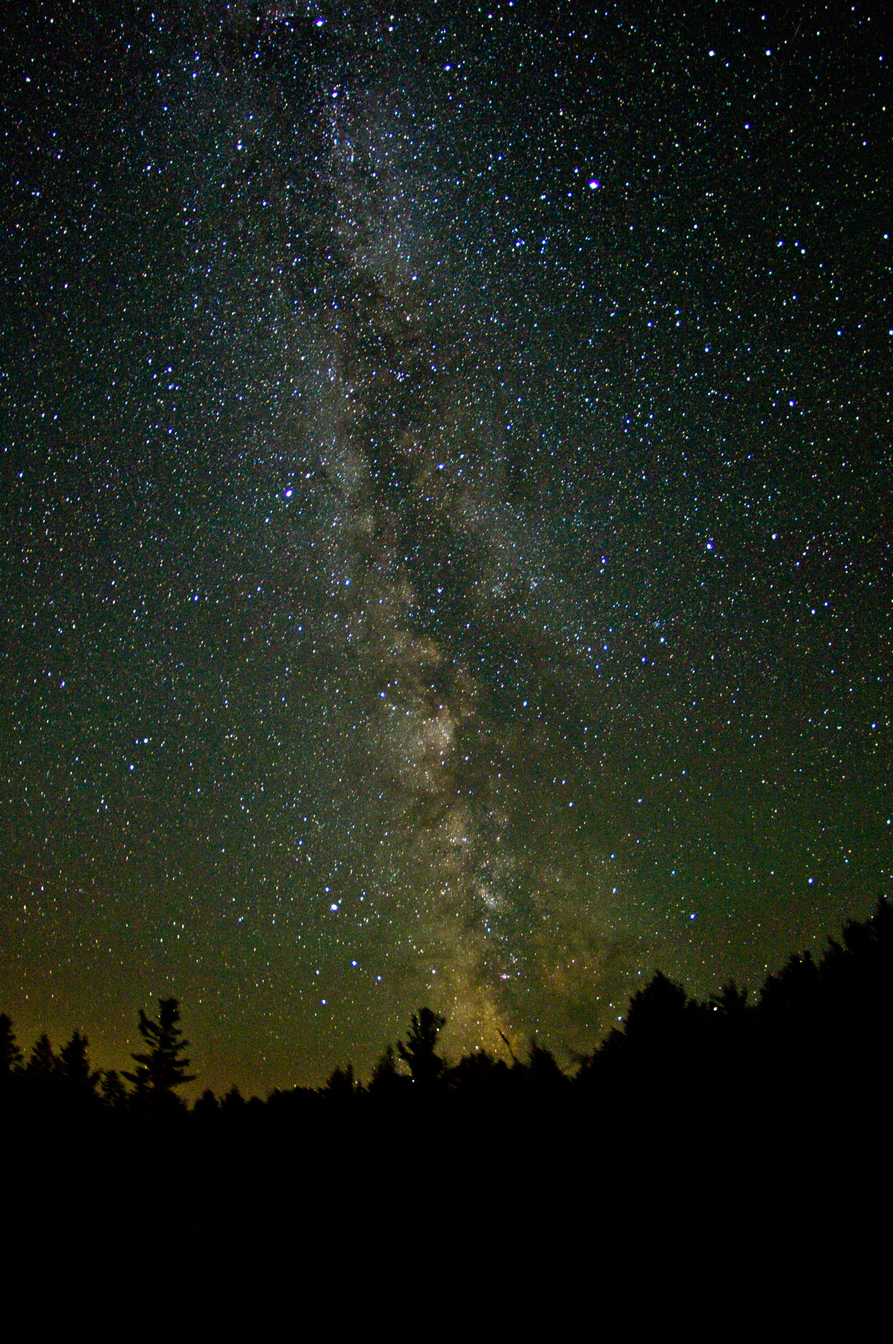 Milkyway at Stump Pond