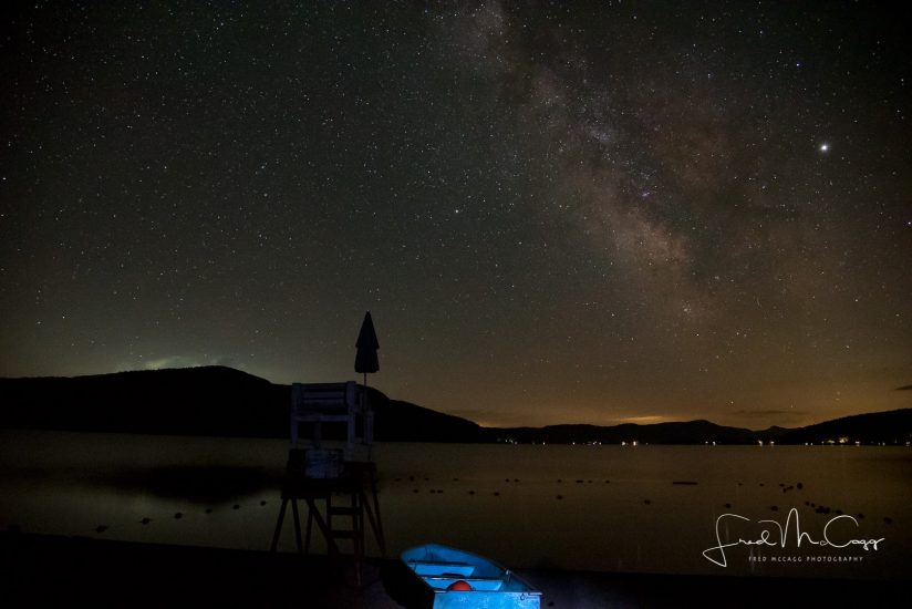 Lake George NightScape
