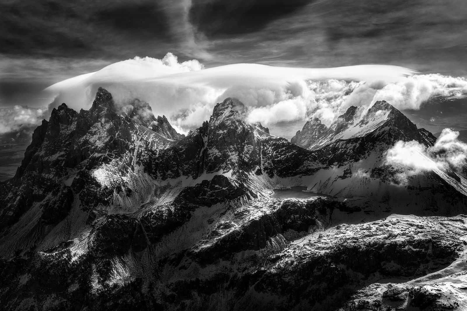 The crown of Tetons