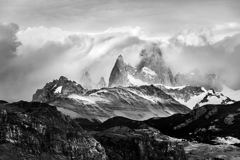 Winds of Fitz Roy