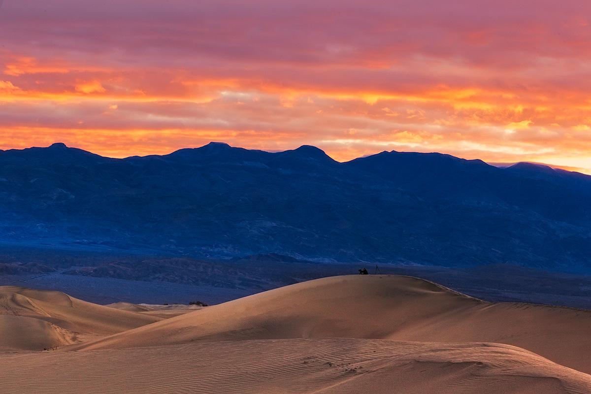 Dawn at the Dunes
