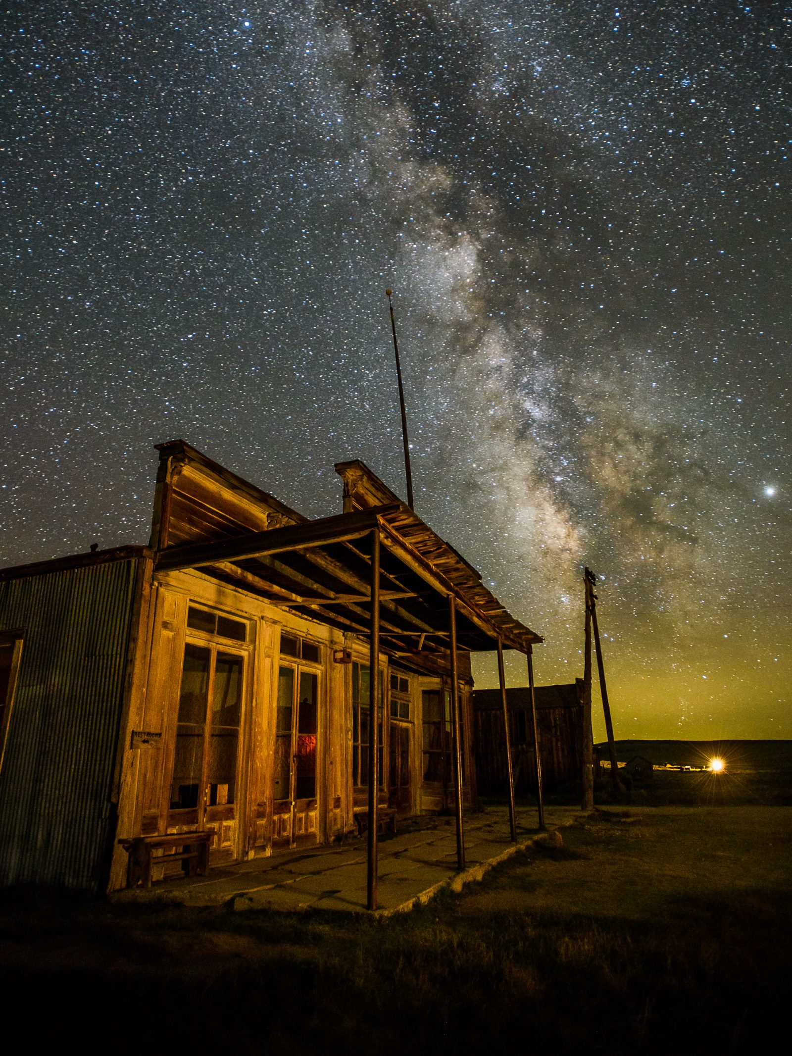 August Nights In Bodie