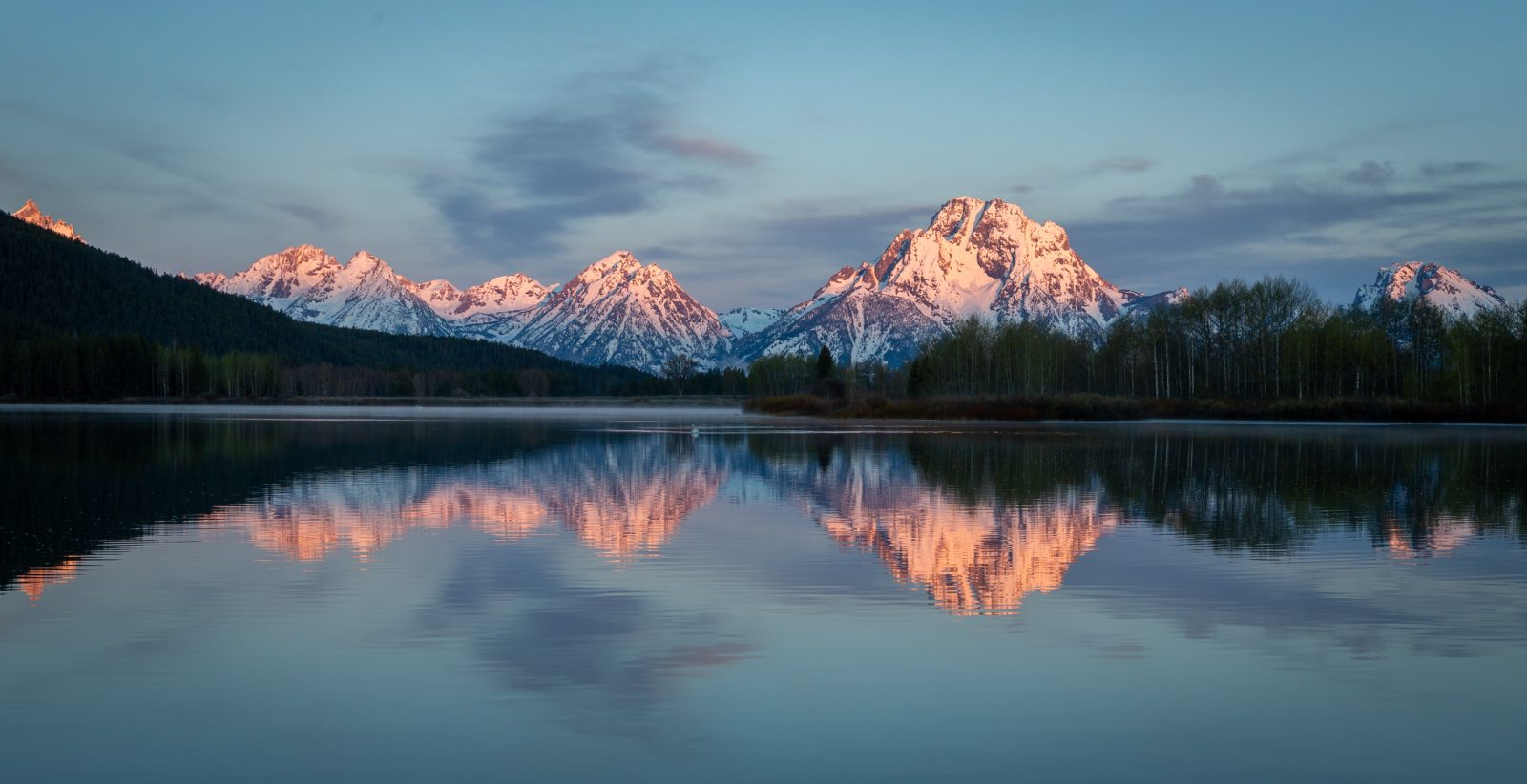 Mt Moran Sunrise
