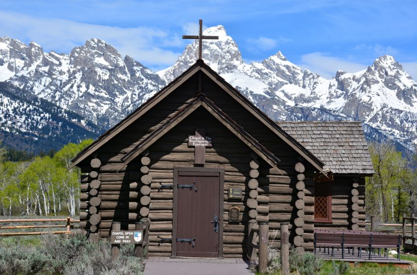 Chapel In The Tetons