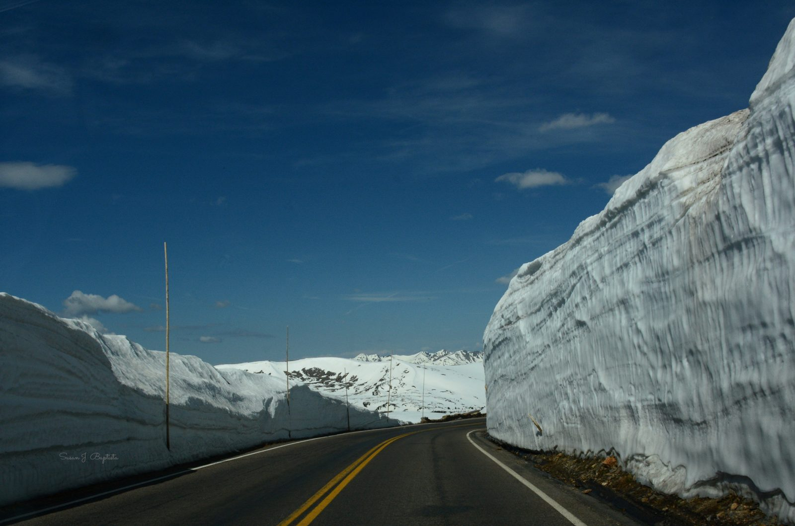 A Drive On Trail Ridge Road