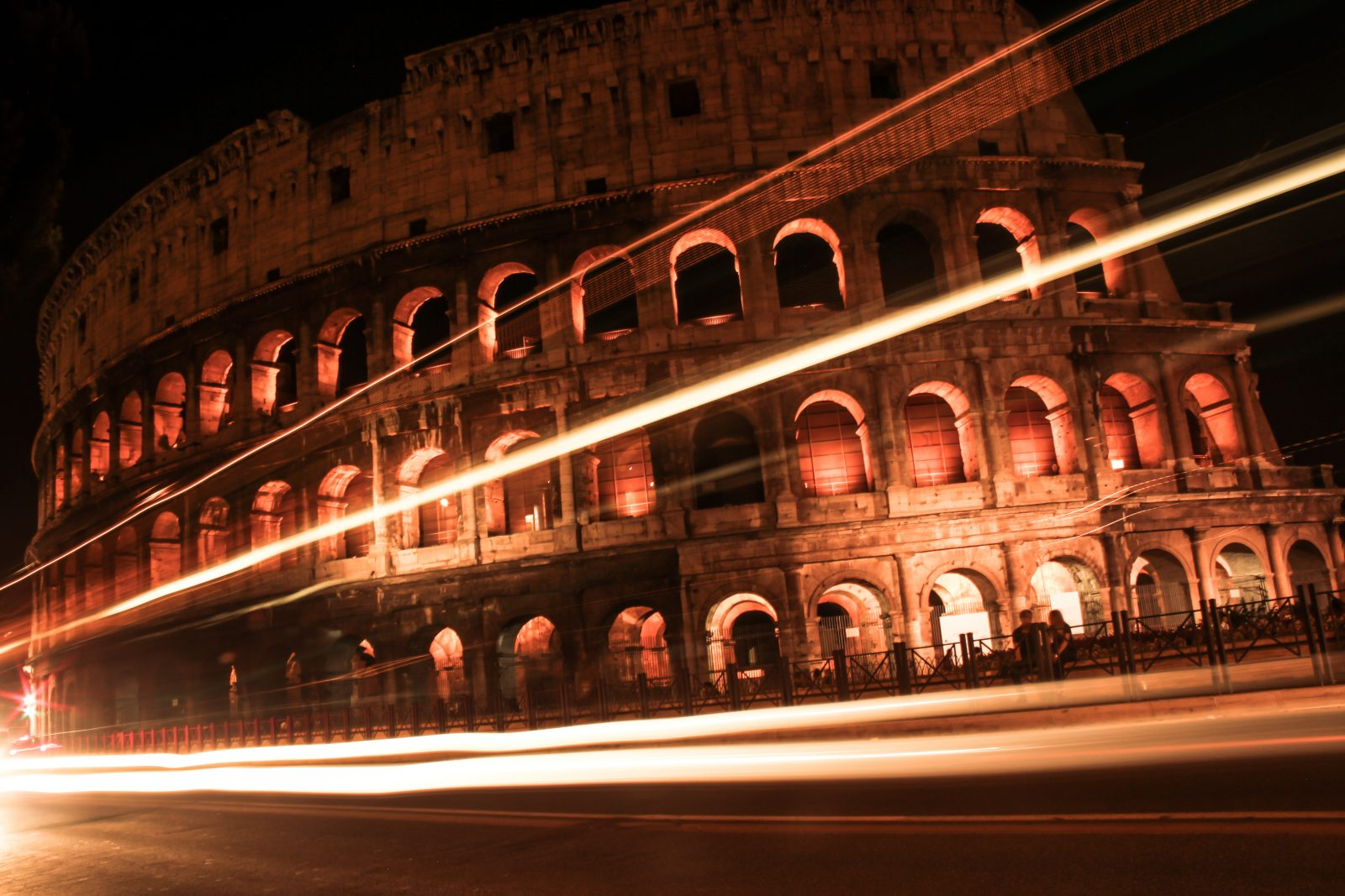 Colosseum in recent times..