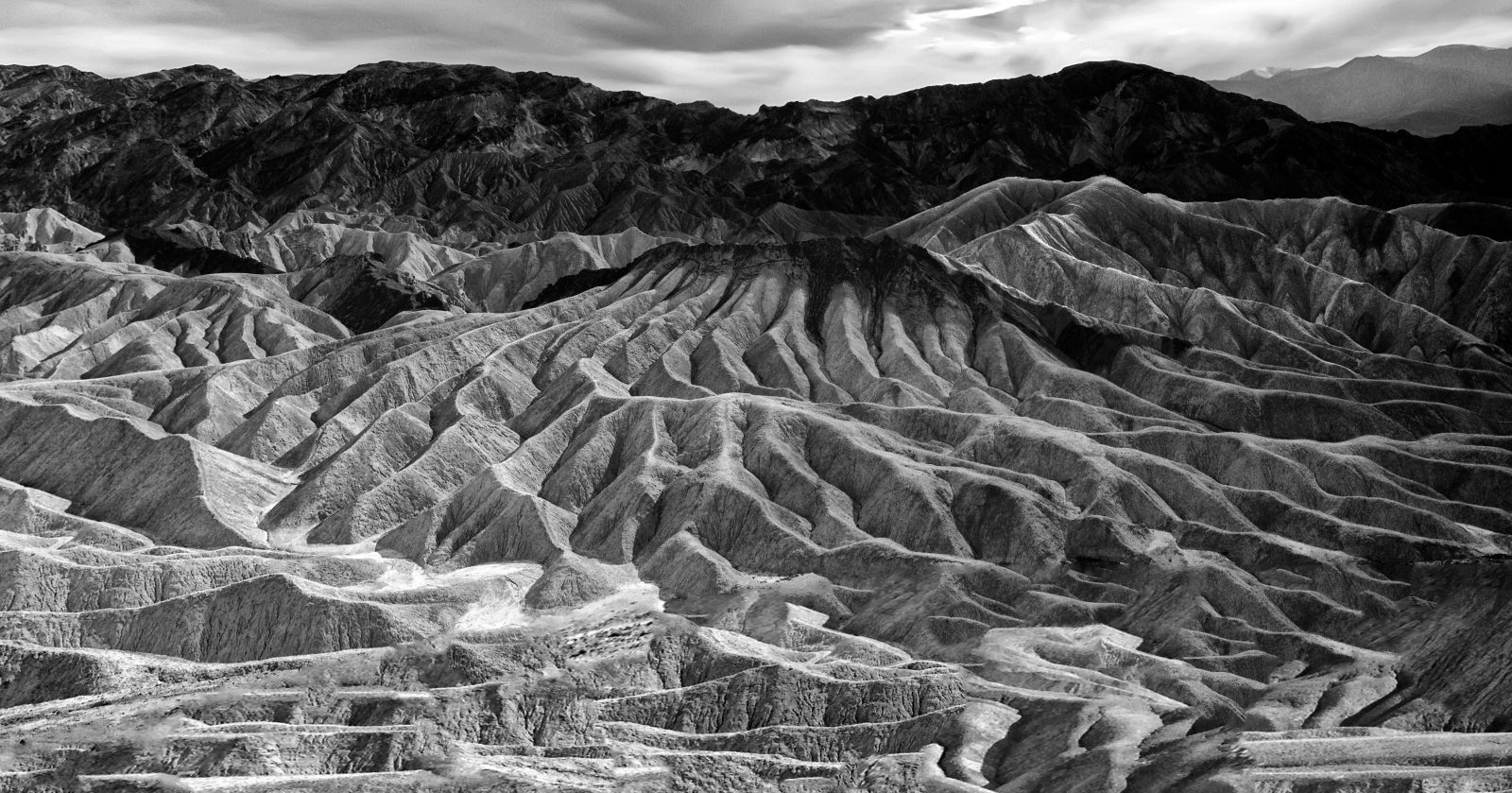 Chaos – Death Valley National Park