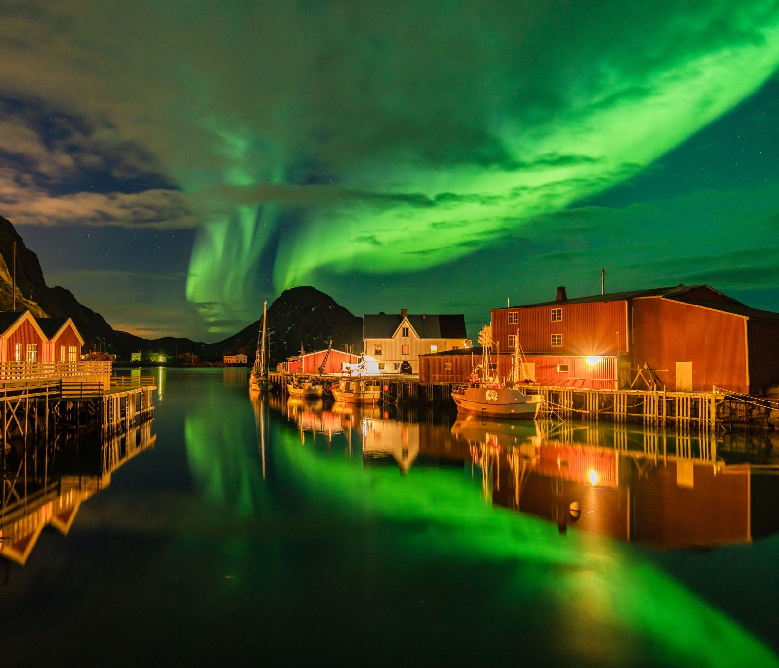 Magical Aurora