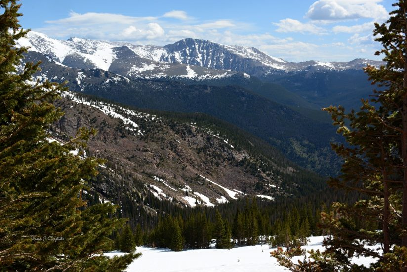 Rocky Mountain National Park-Summer Thaw
