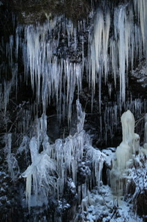 Icicle madness
