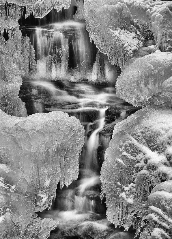Flowing Ice