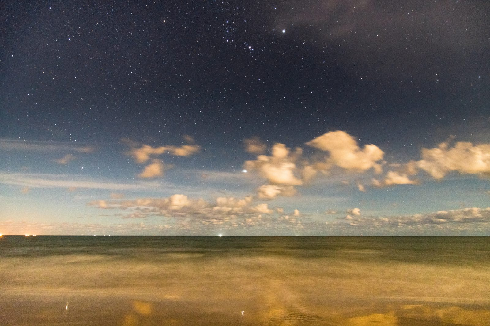 Orion Over Gulf
