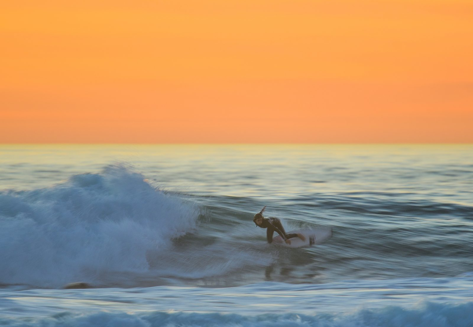 Sunset Surfing II