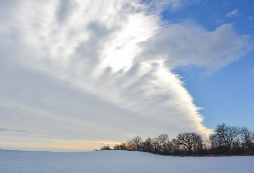 The Clouds of Winter