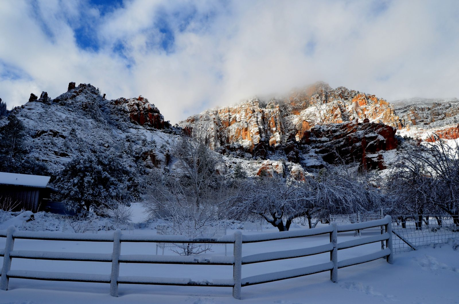 Oak Creek Canyon 3