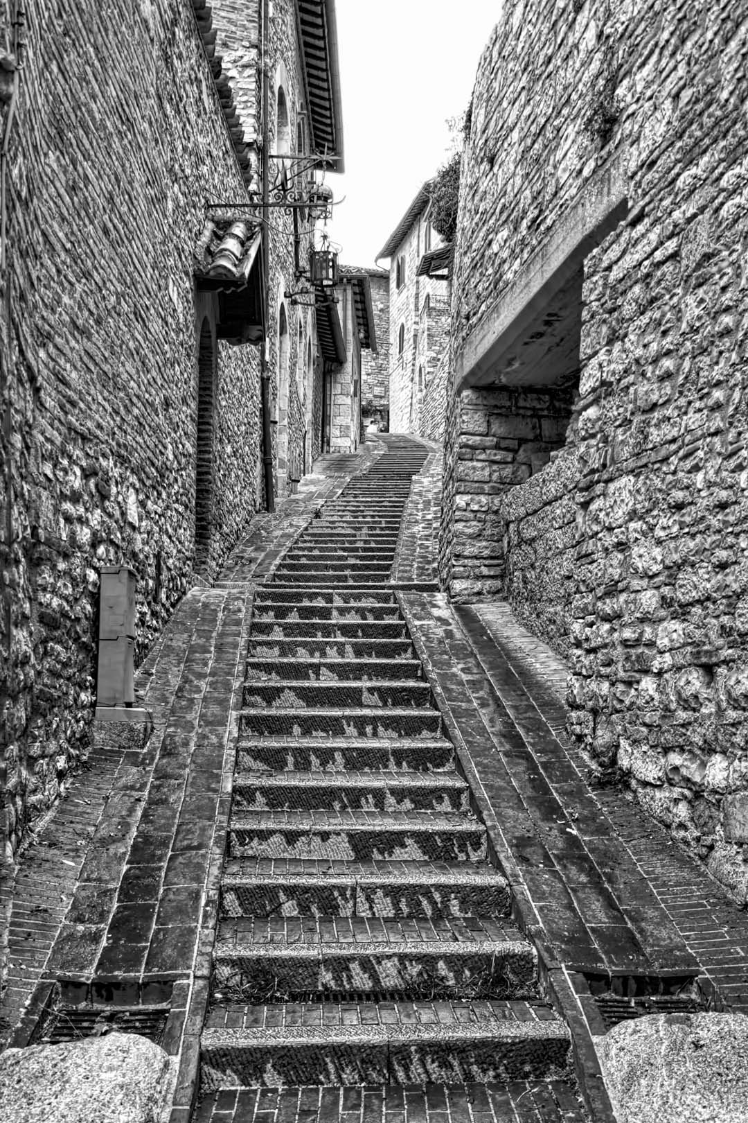 Assisi Stairway