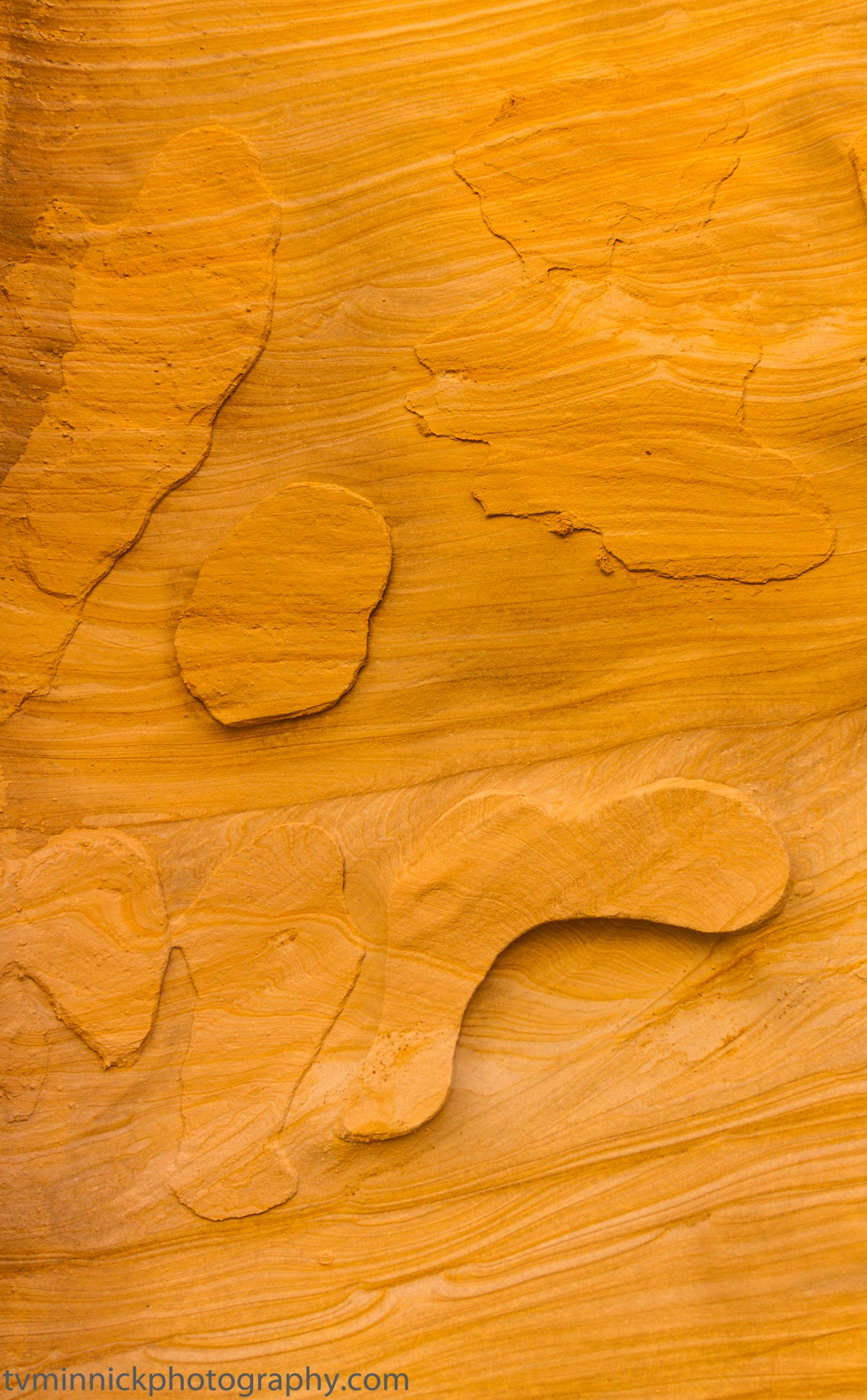 Shapes in Sandstone